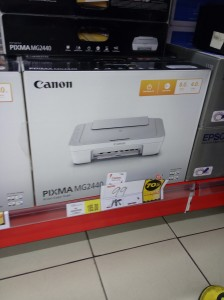 Printer Pixma MG2440